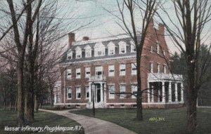 POUGHKEEPSIE, New York, 1900-1910s; Vassar Infirmary