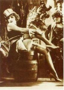 Marlene Dietrich in The Blue Angel Movie Postcard #1