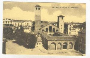 MILANO, Italy, 00-10s Chiesa S. Ambrogio