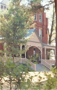 Maryville Tennessee~Willard Hall Alumni Center~Advancement Office 1960s