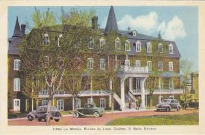 Hotel Le Manor , Riviere du Loup , Quebec , Canada , 30-40s