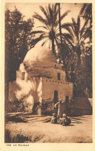 Lot122 un marabout Muslim religious leader and teacher africa