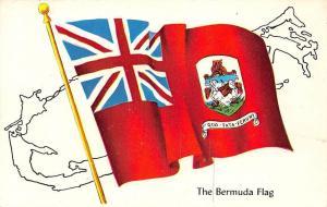 The Bermuda Patriotic National Flag, Map