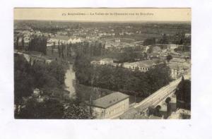 La Vallee De La Charente Vue De Beaulieu, Angouleme (Charente), France, 1900-...