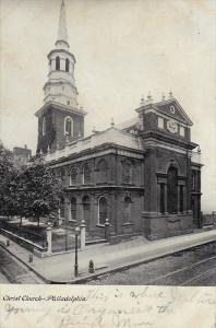 Christ Church, Philadelphia, Pennsylvania, PU-1905