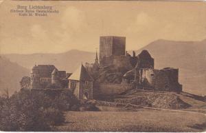Burg Lichtenberg , Bavaria , Germany , PU-1911