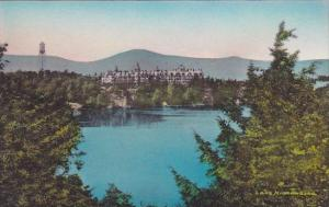 Wildmere From West Side Of Lake Minnewaska Lake Minnewaska Ulster County New ...