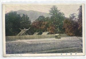 japan, ISE Grand Shrine, Shinto, Jingu (ca. 1910)