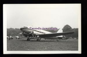 ac0826 - Aircraft - Dakota - unknown reg number - photograph