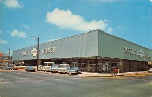 New Orleans~Garrard-Milner~South's Largest Chevrolet Dealer~OK Used Cars~1967