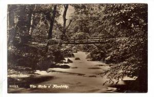 RP: Birks o'Aberfeldy , Scotland , 1910-30s