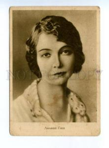 164296 Lillian GISH Oscar-nominated American MOVIE Actress OLD