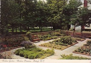 Mordecai Gardens Mordecai Plantation Raleigh North Carolina