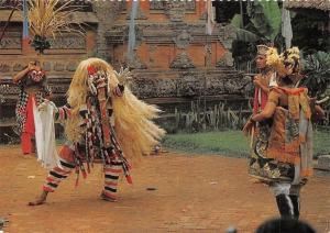 Indonesia Long-Hair Creature Bali Island
