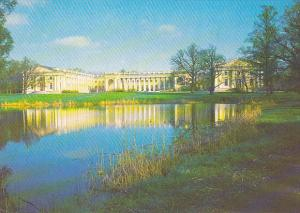 Russia Pushkin View Of The Alexander Palace