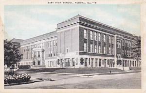 Illinois Aurora East High School