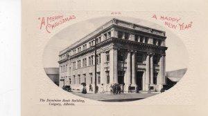 CALGARY , Alberta , Canada , 1900-10s ; Dominion Bank Building