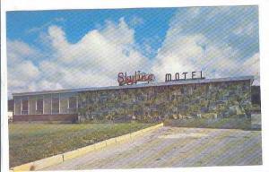 Skyline Motel, Kenmount Road, St. John's, Newfoundland, Canada, 40-60s