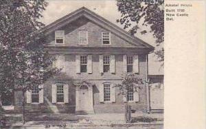 Delaware New Castle Amstel House Albertype