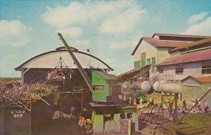 Florida Clewiston Cane Receiving Station Sugar House U S Sugar Corporation