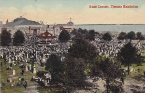 Band Concert,  Toronto Exhibition,  Ontario,  Canada,   PU_1915