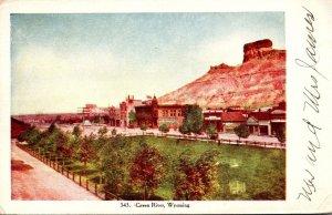 Wyoming Green River 1909