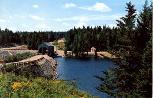 Canada - New Brunswick. Fundy Nat'l Park, Moncton