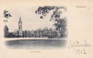 Eaton Hall, Chester (Cheshire), England, UK, 1900-1910s