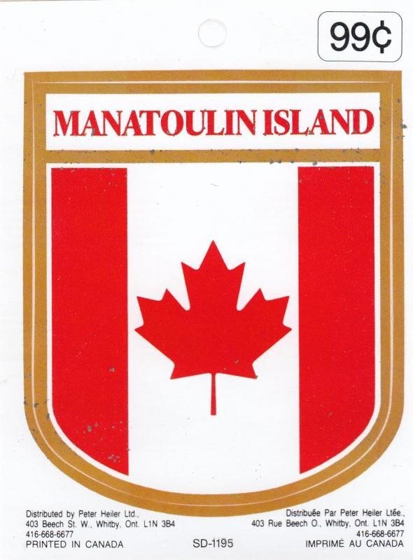 MANATOULIN ISLAND , Ontario , Canada , 50-60s