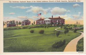 SPRINGFIELD , Ohio , 30-40s United Lutheran Church Orphans Home