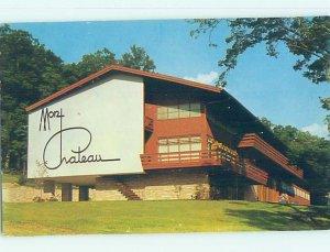 Pre-1980 LODGE MOTEL SCENE Morgantown West Virginia WV AE0719-12