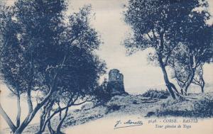 Corse - BASTIA - Tour genoise , France , 00-10s