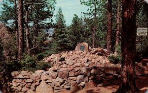 Helen Hunt's Grave,Colorado Springs,CO