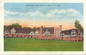 Sedgefield Inn, Near High Point, North Carolina, PU-1936
