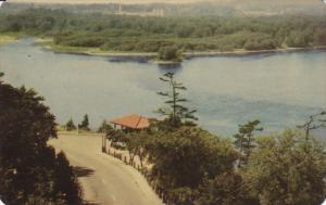 OTTAWA, Ontario, Canada, 1940-1960's; Lookout Point And Ottawa River