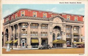 25014 ME, Rumford, Harris Hotel