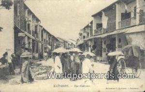 Vietnam, Viet Nam,  Nhân Vật Haiphong Rue Chinoise