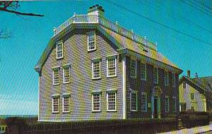 Rhode Island Newport The Hunter House Built 1748 One Of The Oldest Houses In ...