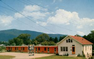VT - Rutland. Blue Star Motel
