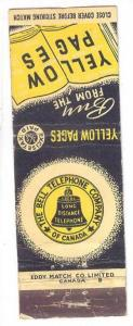 ADV; Buy from the Yellow Pages, The Bell Telephone Company of Canada, 00-10s