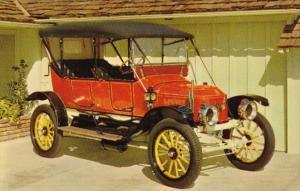 Vintage Auto 1913 Stanley Steamer Touring Car