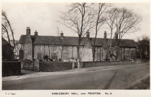 RP: PRESTON (Lancashire), England, UK, 30-40s ; Samlesbury Hall