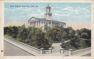 State Capitol, Nashville, Tennessee, 10-20s