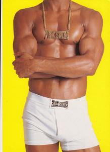 Promotional Postcard For Pure Swing V Feat R. Kelly, Montell Jordan, Portrait...