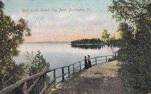 BURLINGTON , Vermont , 1907 ; Rock Road , Queen City Park