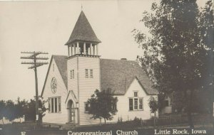 RP: LITTLE ROCK , Iowa , 1911 ; Congregational Church