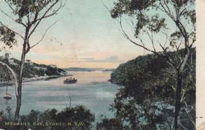 SYDNEY , N.S.W. , Australia , 1908 ; Mosman's Bay
