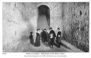 Tower of London, Sub Crypt of the White Tower
