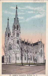 Saint Josephs Cathedral Buffalo New York 1916