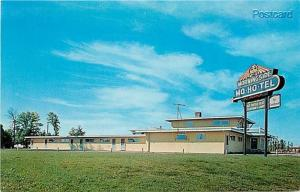 MN, Moorhead, Minnesota, Morningside Mo-Ho-Tel, Dexter Press No. 66188-B